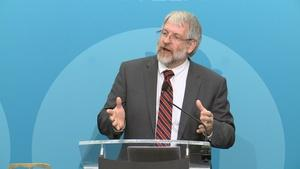 Remarks from Paolo DeMaria