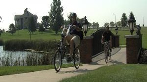 Postcard-Watertown Bike Trail