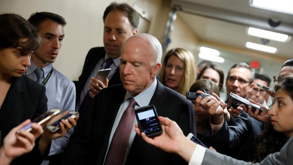What's next for health care after McCain rejects GOP plan? image