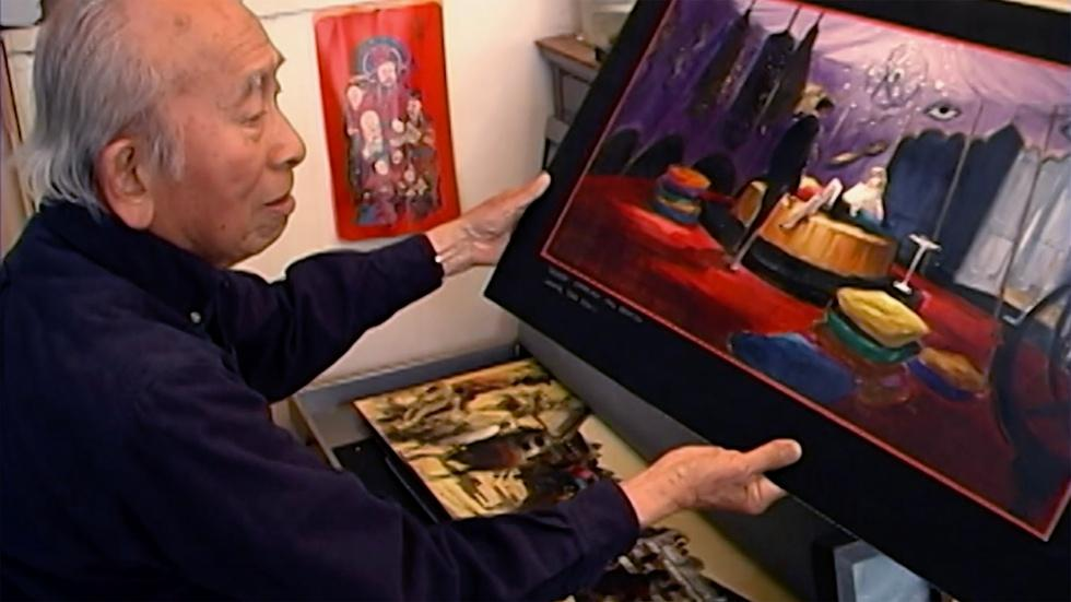 S31 Ep7: See Tyrus Wong's work in classic Warner Bros. movie image
