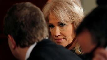 News Wrap: Watchdog says Kellyanne Conway violated Hatch Act