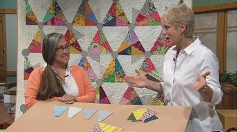 Rainbow Quilts for Scrap Lovers - Part 2