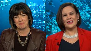 Amanpour: Michael Hayden and Mary Lou McDonald