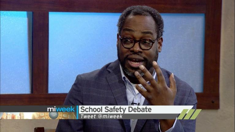 MiWeek: School Safety Debate