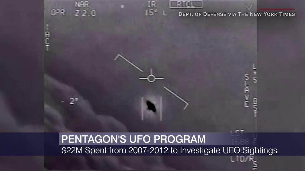 Secret UFO Program Funded by Pentagon for Years image