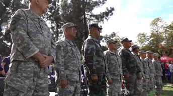 Stories of Service: FCC Veterans Day Ceremony 2017