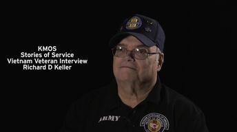 Richard D. Keller Vietnam War Interview