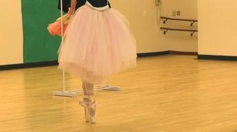Carolina Ballet and Rootle Dance Together!