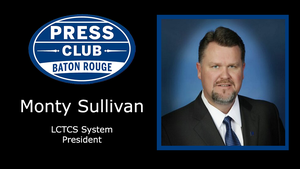09/11/17 - Monty Sullivan, President LCTCS