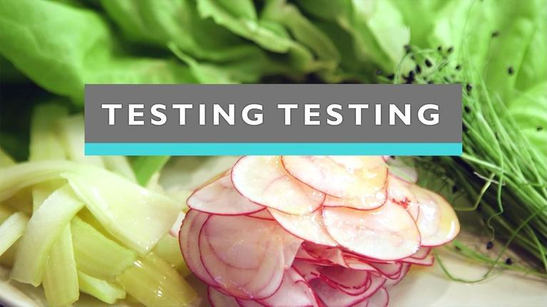 Feast TV: Testing, Testing