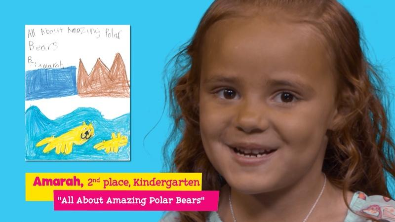 "Featuring ""All About Amazing Polar Bears"" by Amarah"