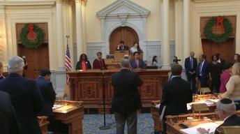 Legislators vote on hodgepodge of bills in lame duck session