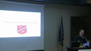 Regional Voices: Capt. Scott Strissel, Red Kettle Campaign