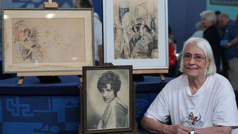 Antiques Roadshow -- Appraisal: May Wilson Preston Mixed-media Illustrations