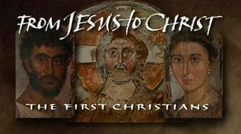 S16 Ep10: From Jesus to Christ: The First Christians (Pt. 1)