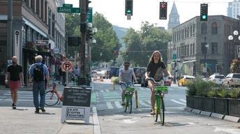 Bike Share Is Back in Seattle