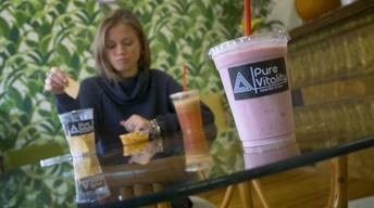 Mount Pleasant: Pure Vitality Juice Bar & Spa