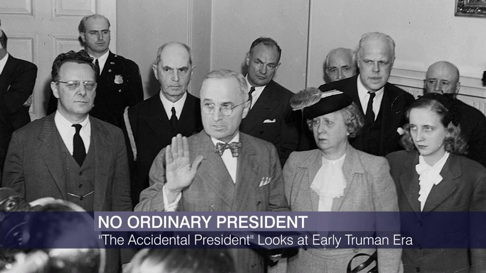 'The Accidental President' Traces Early Truman Era image