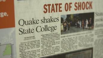 Penn State Seismic Network