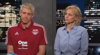 NY Red Bulls Soccer Programs Promote Healthy Lifestyles