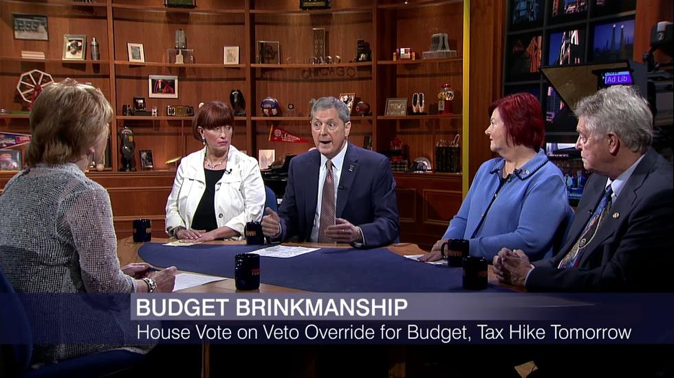 Lawmakers Weigh In As State Budget Deal Edges Closer image