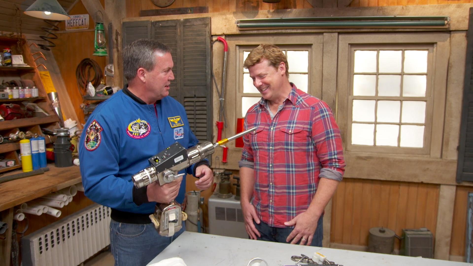 Generation NEXT: Astronaut Captain Mike Foreman