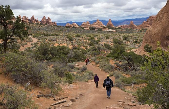 For a Healthier Summer, Visit National Parks