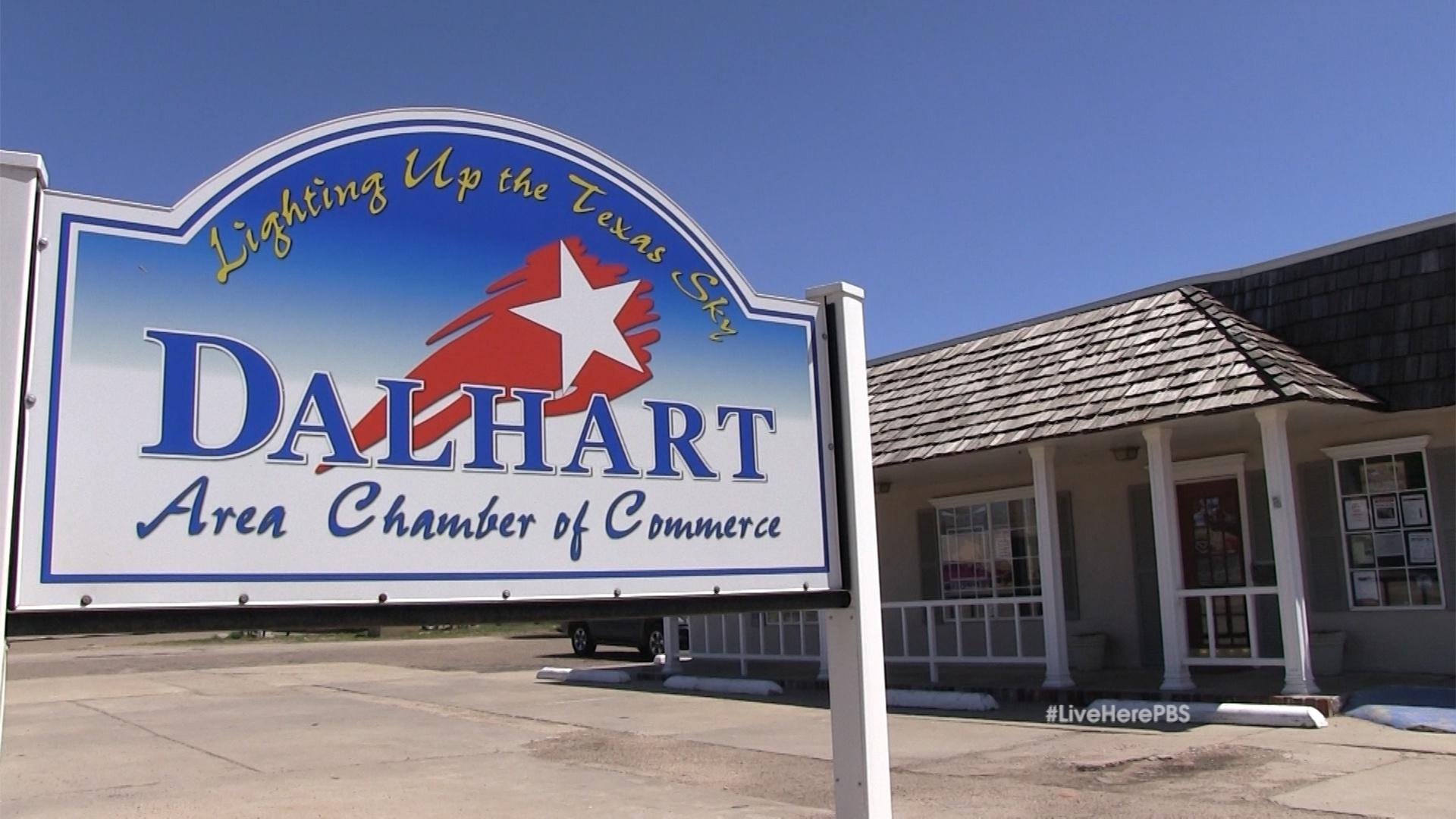 Dalhart fights rural out-migration