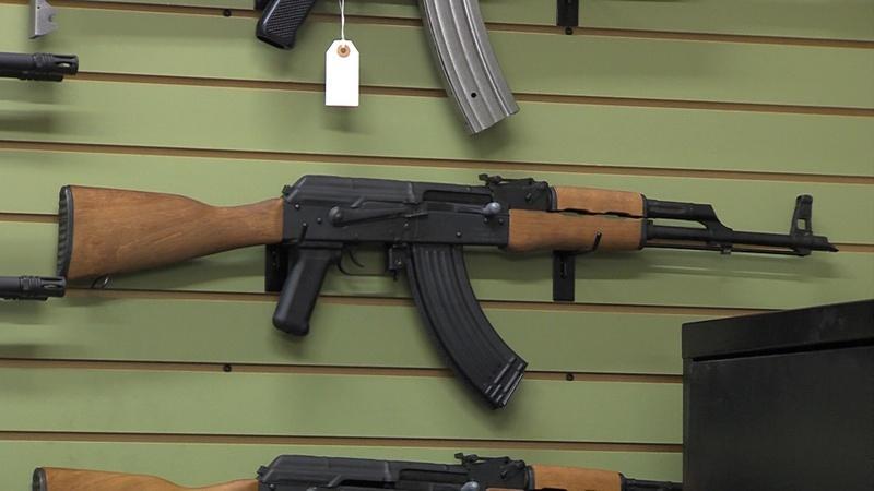 Assault Weapons Ban - Nov. 18, 2016