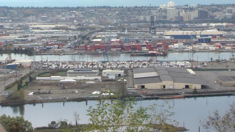 Tacoma LNG Plant- Dec. 16, 2016