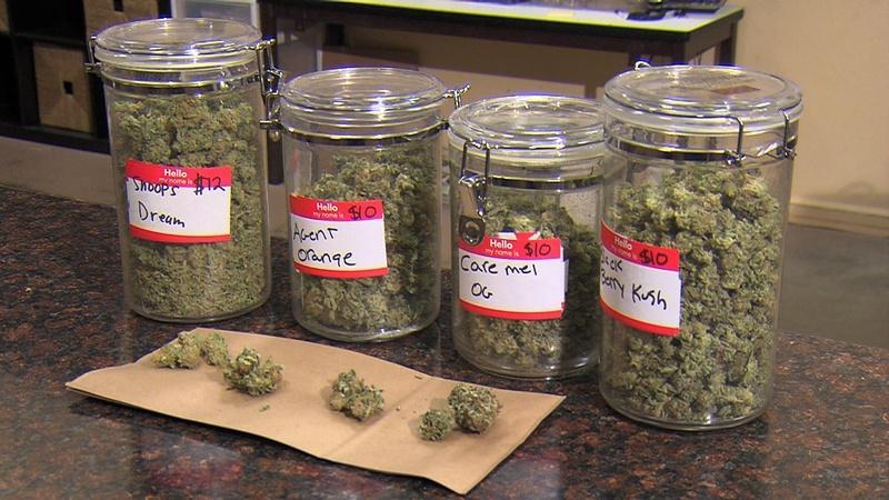 Up In Smoke: Legalizing marijuana in Washington State