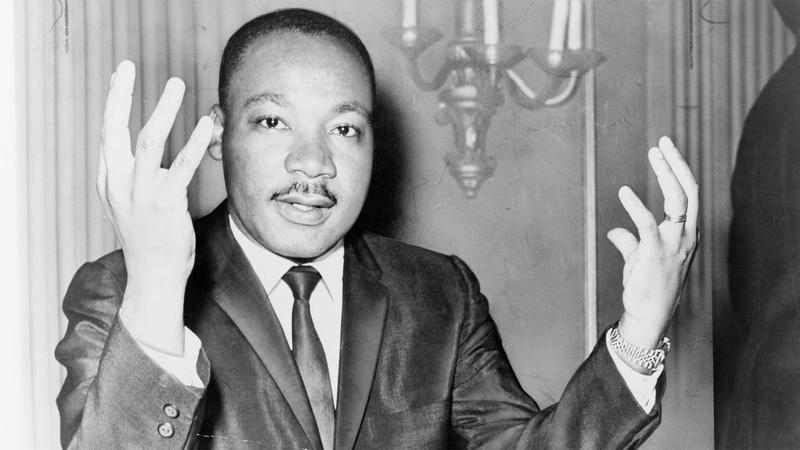 Remembering MLK - January 24, 2014