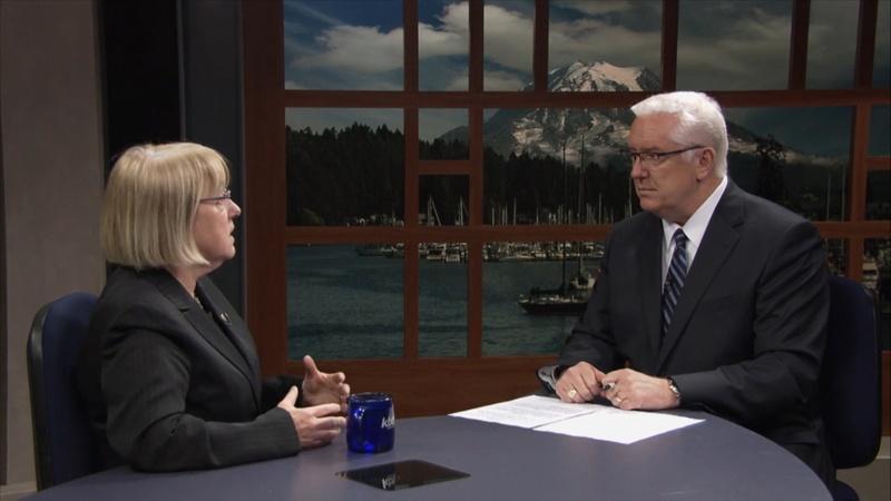 Senator Patty Murray - April 3, 2015