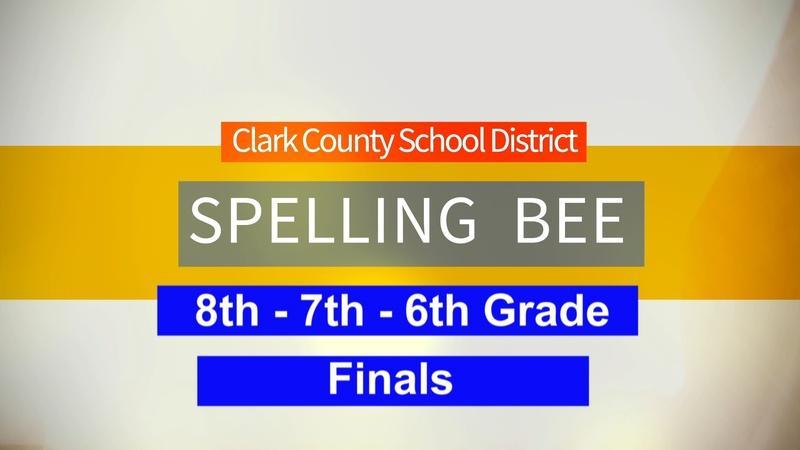 CCSD Spelling Bee