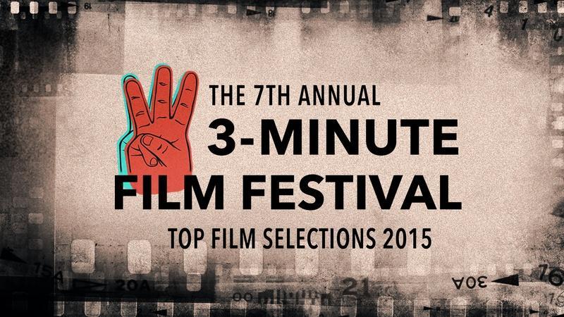 3-Minute Film Festival 2015