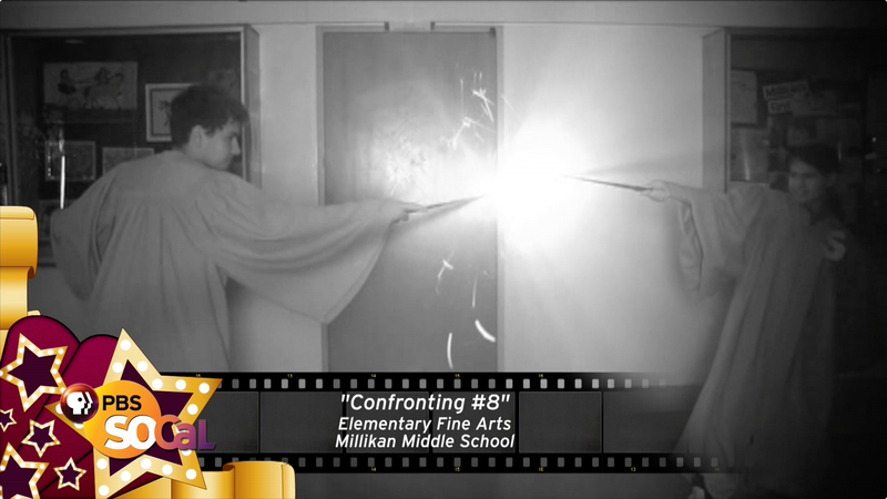 "CSMF November Student Spotlight ""Confronting #8"""