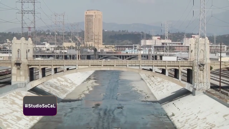 The LA River: From Ditch to an Oasis