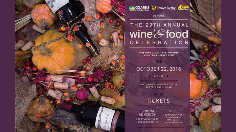 Wine & Food Celebration