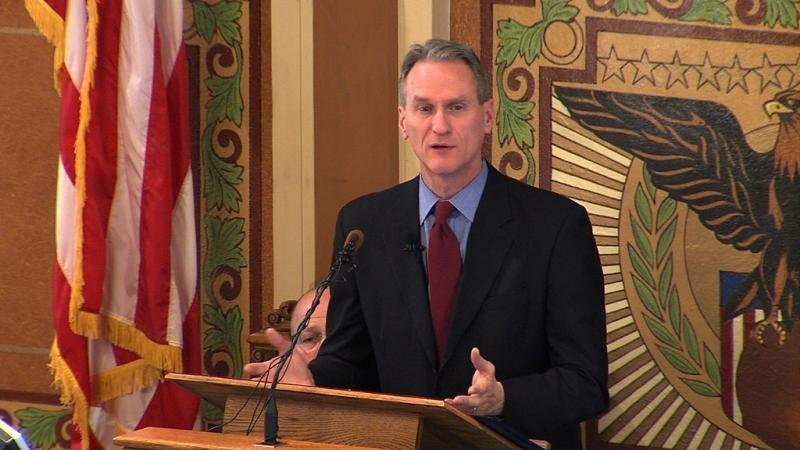 SD Governor Dennis Daugaard's 2017 State of the State