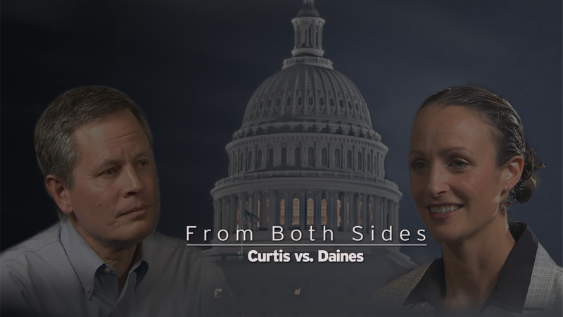 From Both Sides: Curtis vs. Daines