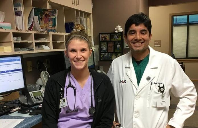 Muslim Doctor Finds Purpose and Pushback in Rural Town