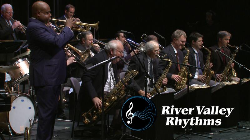 River Valley Rhythms presents The Blue Wisp Big Band