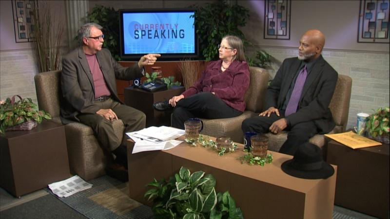 10/07/14 with Sterling Johnson & Dr. Julie Keil