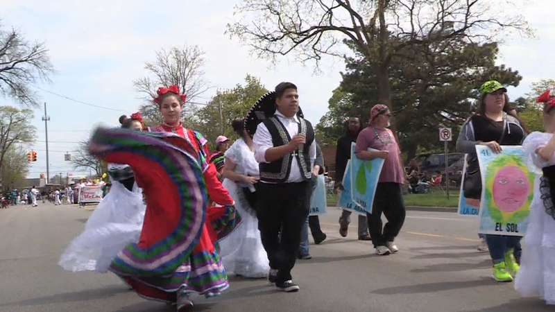 Saginaw's Cinco de Mayo Celebration