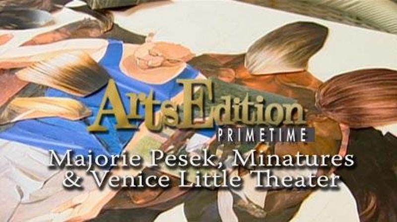 Pesek, Naples Museum, Venice Little Theatre