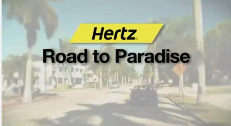 Hertz: Road to Paradise