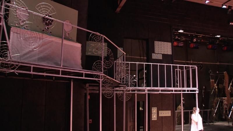 The Rocky Horror Show: Set Design