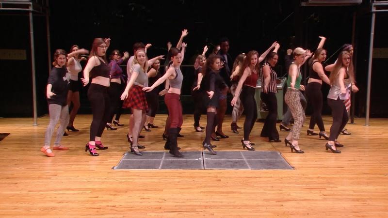 The Rocky Horror Show: Choreography
