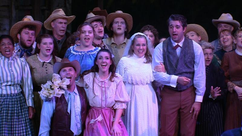 Kalamazoo Civic Theatre (feat. Oklahoma!)