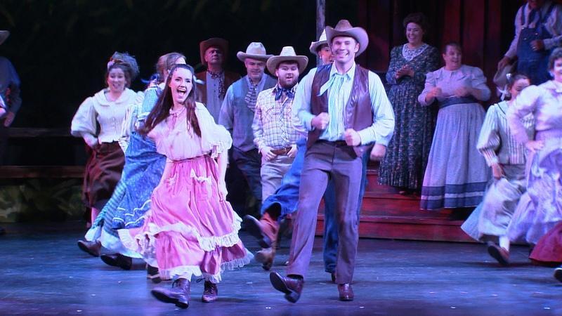 The Farmer and the Cowmen: Kalamazoo Civic Theatre